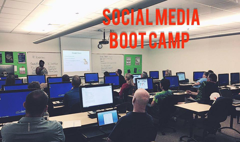 social media bootcamp southwestern community college